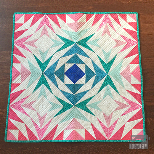 Geese All Around Quilt Free Pattern