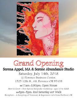 Facebook Invite- Grand Opening