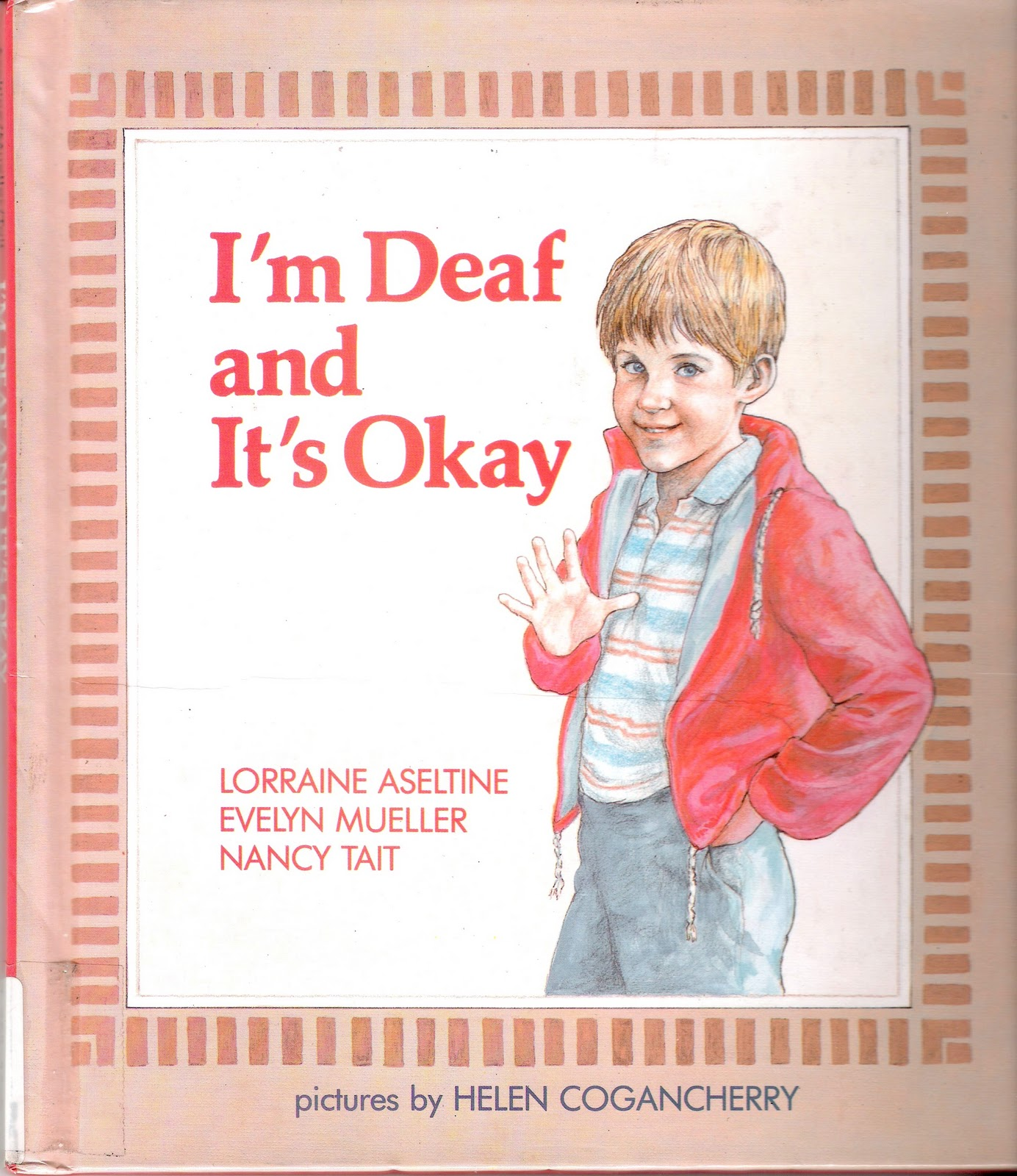 Deaf Child Crossing: A Book Review