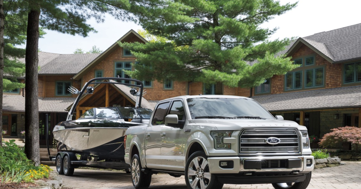Commercial Truck Success Blog: New Top-of-the-Line Ford F ...