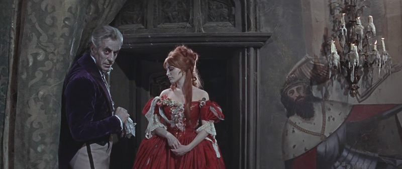 The Fearless Vampire Killers / Movie Poster / 1967 (Frank Frazetta) (With images) | Horror movie