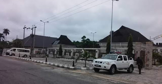 EFCC Confiscates Properties And Bank Accounts Of George Turnah (PHOTOS)