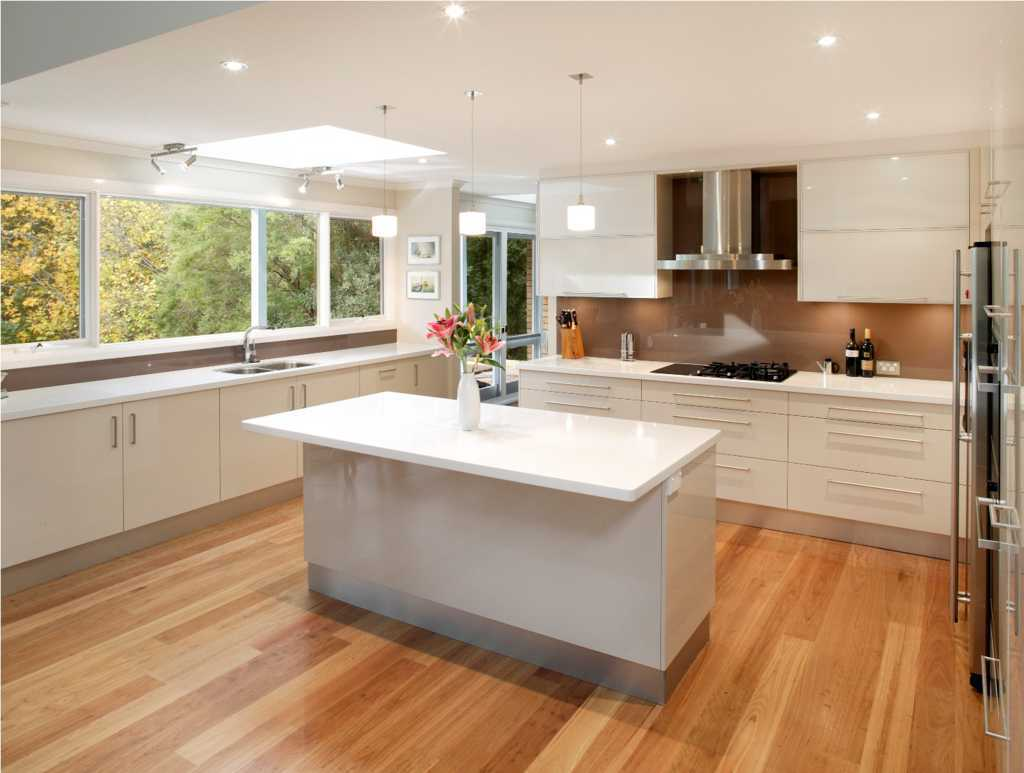 Contoh-motif-lantai-untuk-ruang-dapur-menggunakan-bahan-kayu