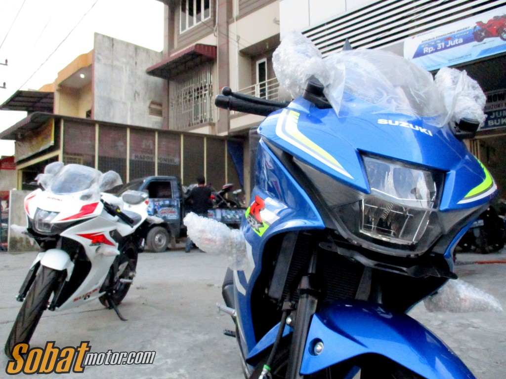 Penjualan GSX-R150 laris manis, kedepannya Suzuki Indonesia akan mendesain motornya sendiri