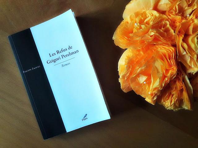 Les refus de Grigori Perelman Philippe Zaouati livre roman lecture