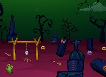 Play NsrEscapeGames Spooky Lan…