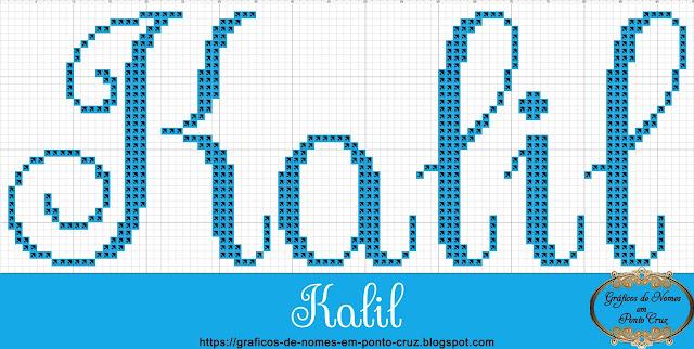 Nome Kalil em Ponto Cruz