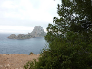 The beautiful Es Vedra, Ibiza