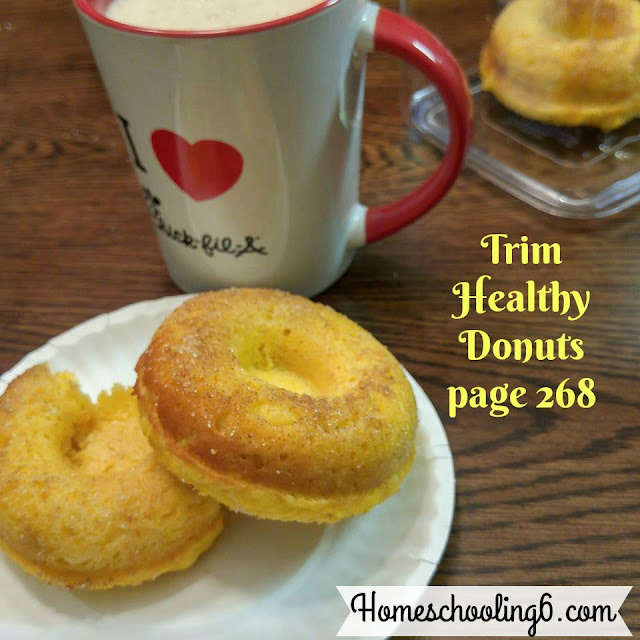 Trim Healthy Mama Donuts!
