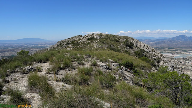 Via Ferrata y ascensión al Pico en la Sierra de Lúgar
