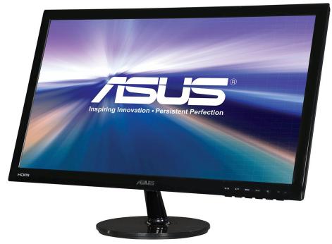 ASUS VS247H-P 23.6″ Back-lit LED Monitor