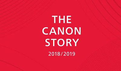 Download the Canon Story 2018 / 2019 PDF Brochure