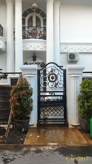 Pintu Head, Pintu Besi Tempa, Pintu Besi Klasik