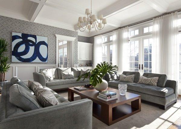 23 Best Beige Living Room Design Ideas For 2019: Wnętrza Zewnętrza