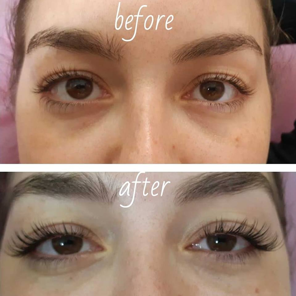a5264e828e5 #nofilter just natural looking #lashextensions! Partial set in c 9-11  #eyelashextensions #telaviv #israel#lashes #beauty  #lashextensionstelaviv#הלחמתריסים ...