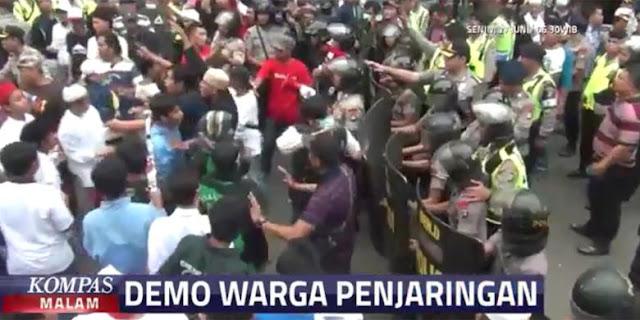 Dianggap Gerakkan Massa Tolak Ahok, Sekretaris Masjid Luar Batang Diamankan Polisi