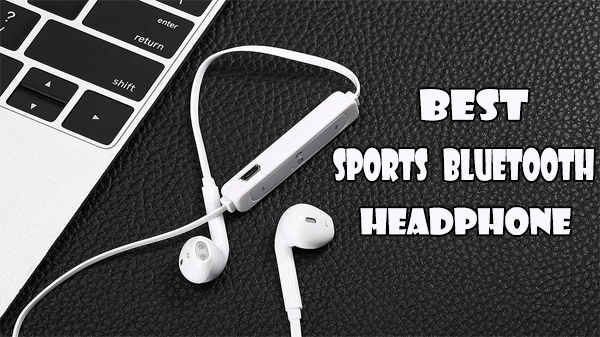 best  Sports Bluetooth Headphone - review product