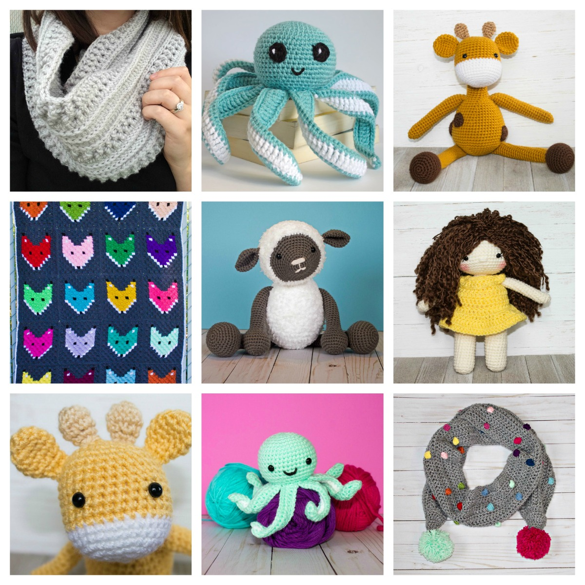 Free Crochet Patterns You Can Sell : How to Sell Crochet Projects - The Friendly Red Fox