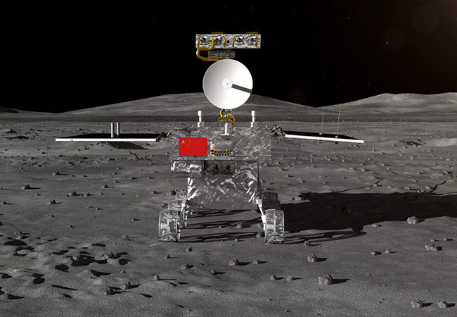 Penelitian China plans to explore polar regions of Moon by 2030