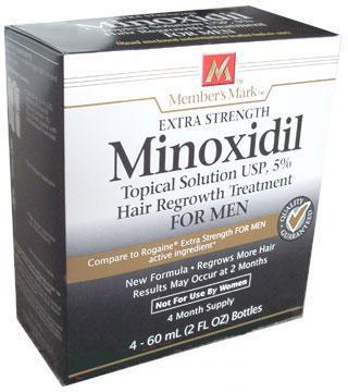Wirkstoff Minoxidil