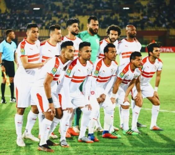 مصطفى محمد وشيكابالا يقودان الزمالك أمام وادي دجلة في الدوري المصري