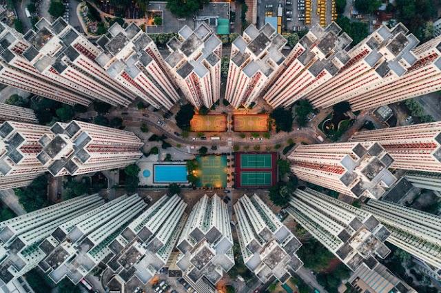 Ấn tượng với các chung cư ở Hồng Kông