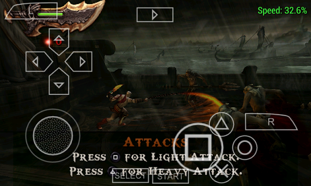 Download God Of War Ghost Of Sparta PPSSPP ISO