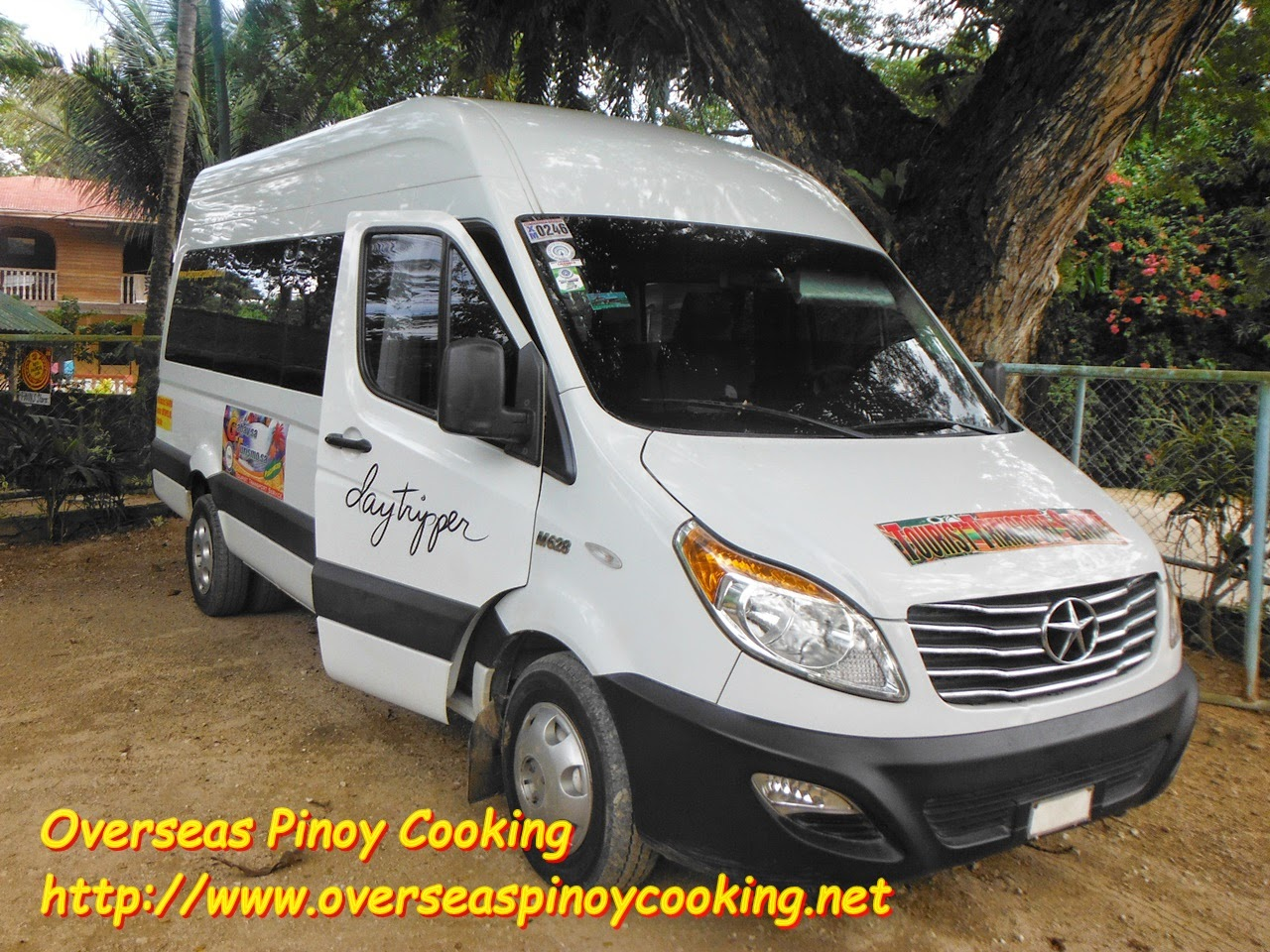 Daytripper Transport Palawan