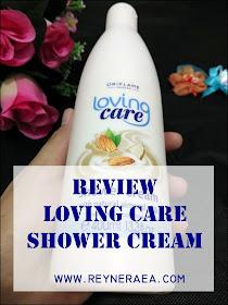 Review Loving Care Shower Cream