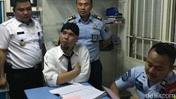 Ahmad Dhani Urus Administrasi di Rutan Cipinang