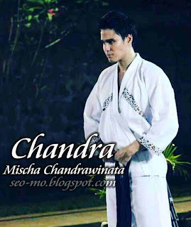 Foto Anak Jalanan Mischa Chandrawinata sebagai Chandra