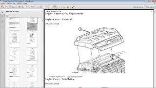 Manuales de Taller de DODGE: Manual de Taller de DODGE AVENGER