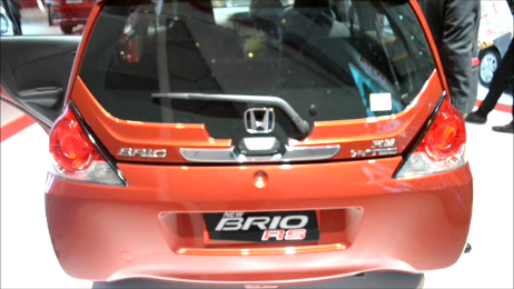 brio rs facelift 2016