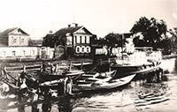 Το κανάλι του Βαρβάκη στο Αστραχάν