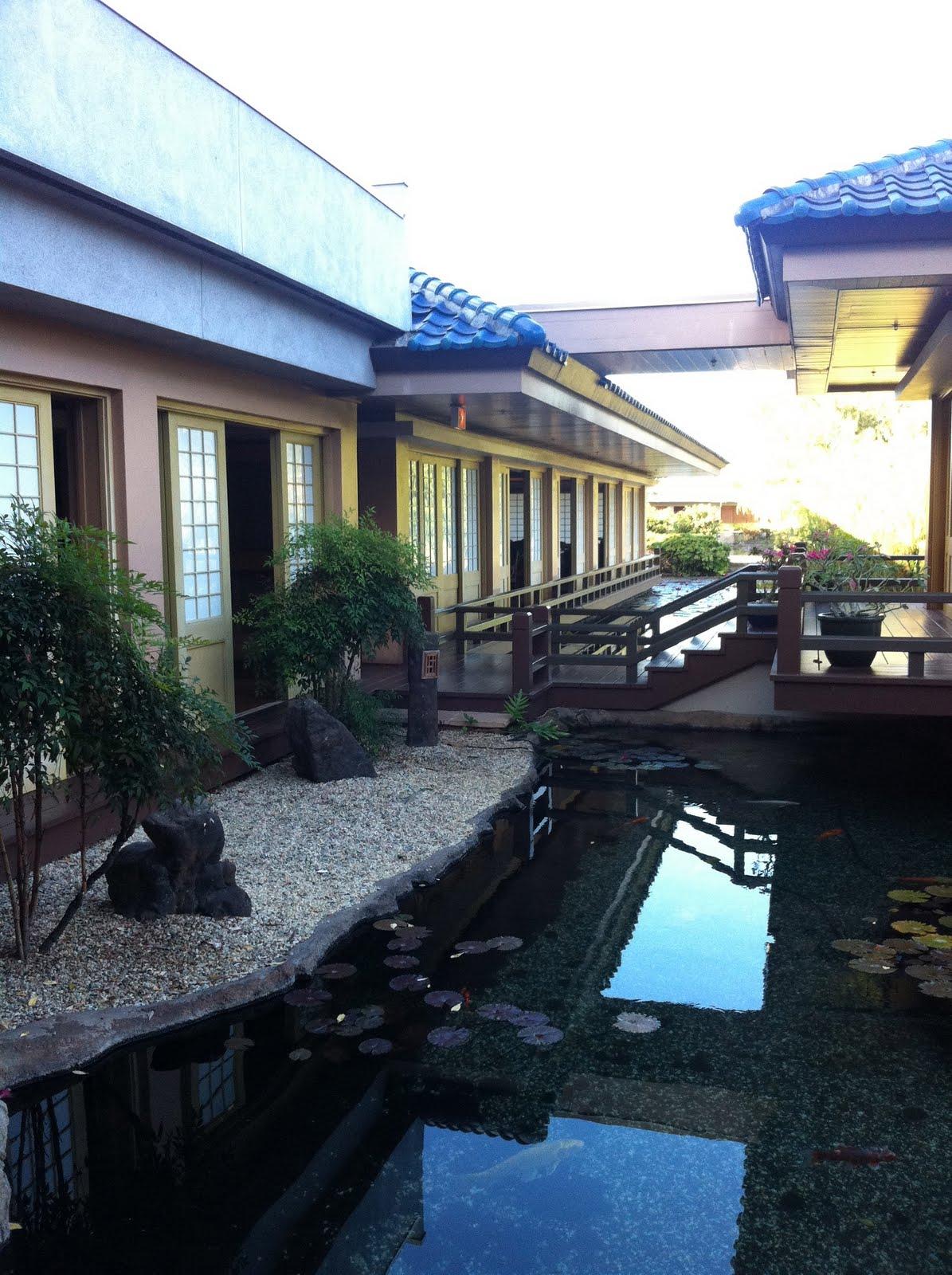 Hilton Hawaii Japanese Restaurant