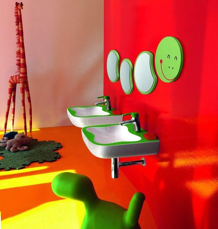 20 playful kids bathroom decor ideas on budget for Bathroom ideas 2018 uk
