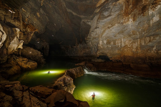 Four Vietnam caves that will test your mettle 2