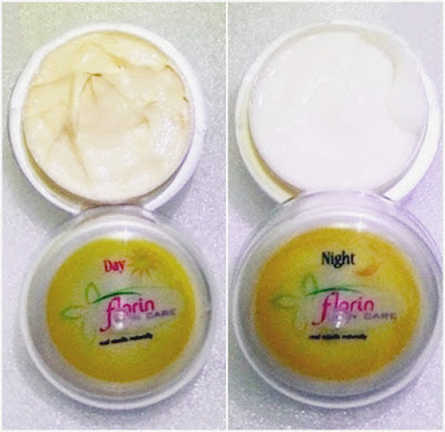 Warna Isi Cream Florin Skin Care Original