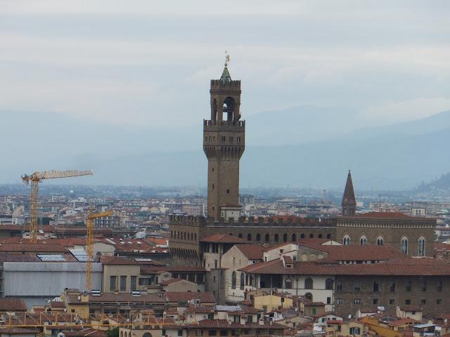 Palazzo Veccio, Piazzale Michelangelo, Firenze, Florencia, Elisa N, Blog de Viajes