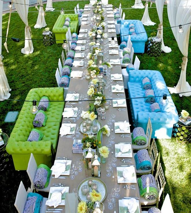 3 Pm Outdoor Wedding: Shravz Wedding Blog: Luxuriant & Western
