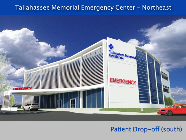 Tallahassee Memorial Emergency Center April 2012