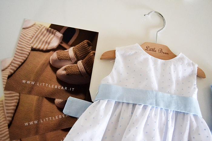 abbigliamento neonato artigianale