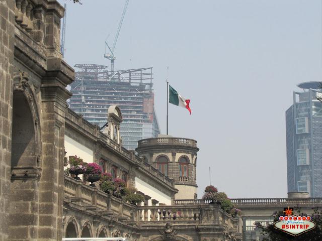 Dia 7: Cidade do México (México) - Turibus + Polanco, Chapultepec e Plaza Garibaldi
