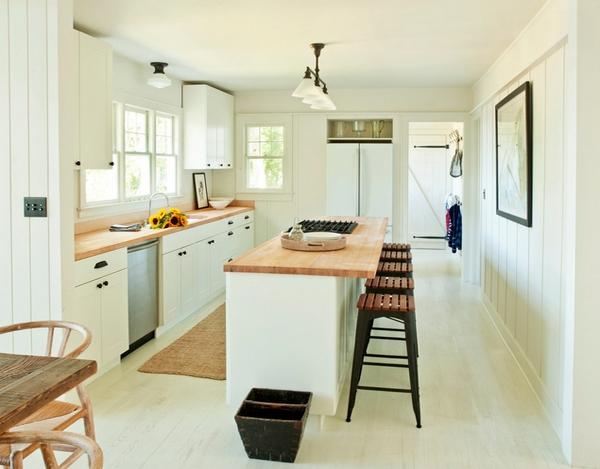 Desain Dapur Modular Modern Sederhana