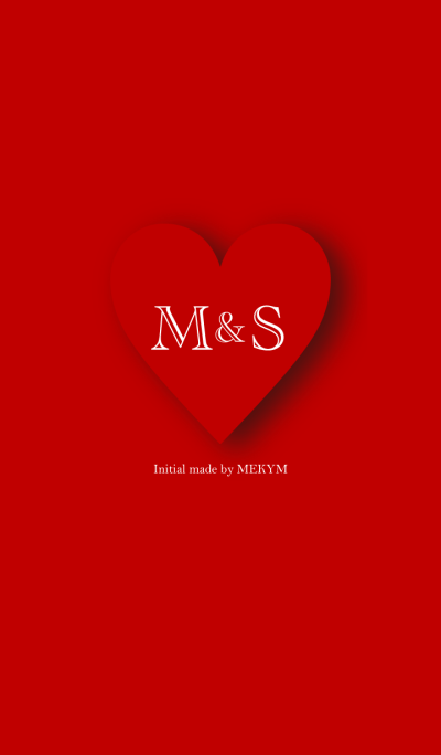 Heart Initial -M&S-