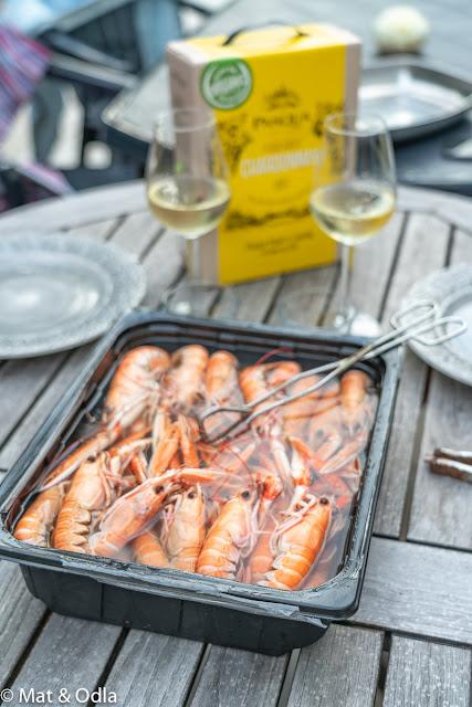 Perfekt boxvin för semestern - Pasqua Sanzeno Chardonnay