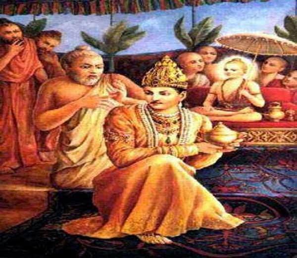 3. शुक्राचार्य (Shukracharya)