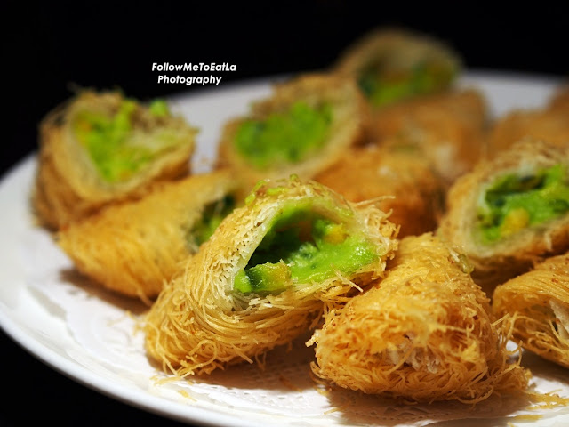 Deep-Fried Avocados Rolls