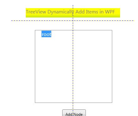 Windows Presentation Foundation WPF 4 0/4 5 TUTORIALS: Treeview