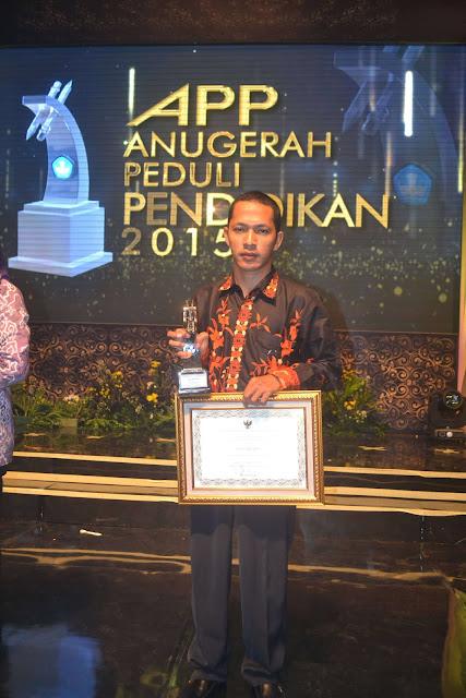 Penerima Anugerah Peduli Pendidikan (APP)